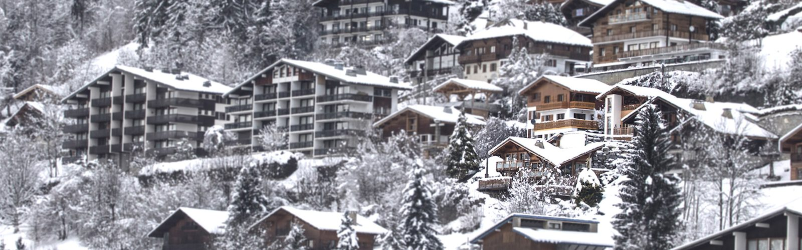 Chillout Mountain Chalets Morzine mountain side