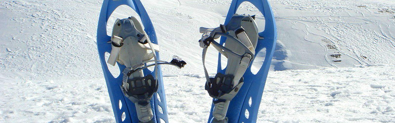 Snow shoes Morzine Avoriaz