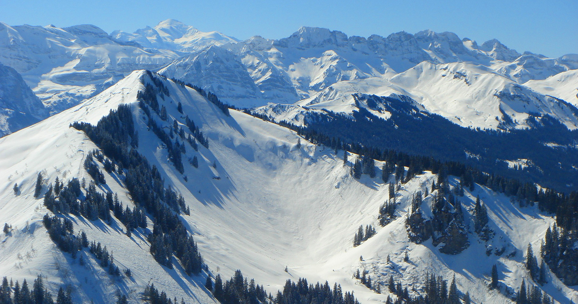 Morzine Mountains