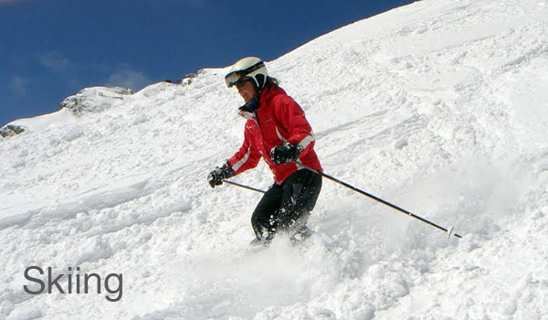 Chillout Mountain guide to skiing