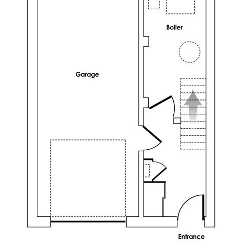 Acellere Lower Floor Plan